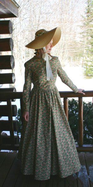 CIVIL WAR DRESS VICTORIAN COLONIAL LADY/'S WHITE 100/% COTTON WRAP AROUND APRON