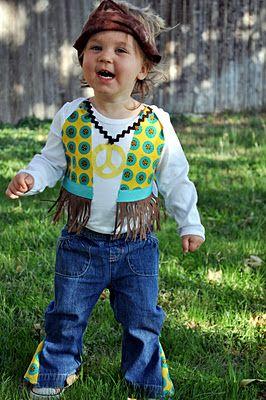 Homemade hippie costume also best diy images bricolage handmade crafts atelier rh pinterest