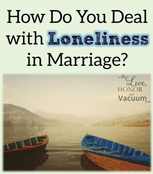 how to deal with relationship loneliness