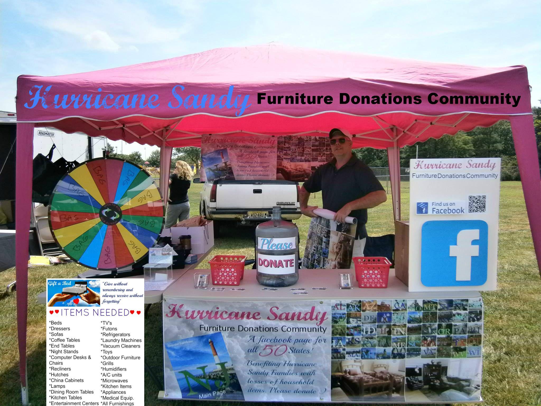 Soulsational Music Wellness Festival Bayville Nj Hurricane Sandy Furniture Donations Community Facebook Dresser With Tv Hurricane Sandy Donate Furniture