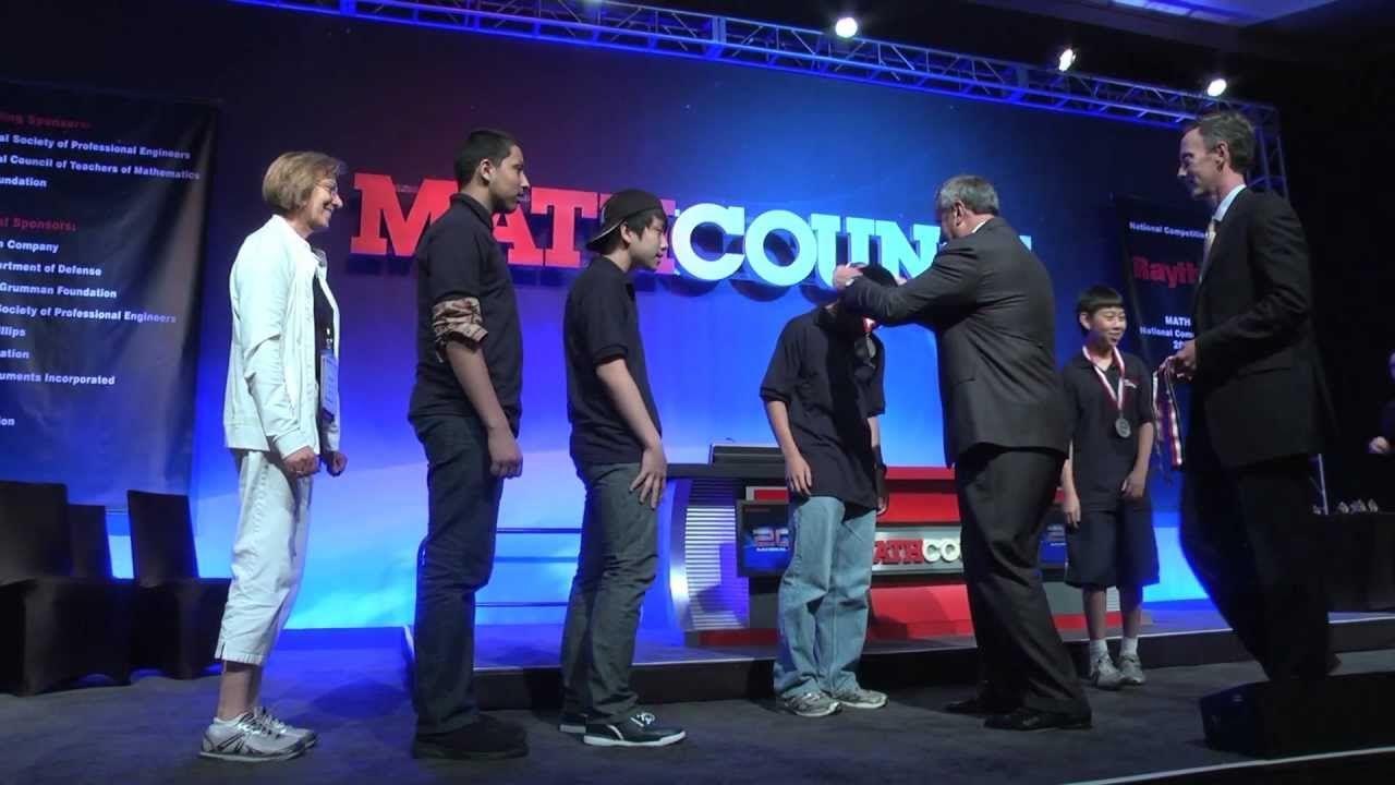 MATHCOUNTS Competition Series - 2012 Raytheon MATHCOUNTS National Compet...