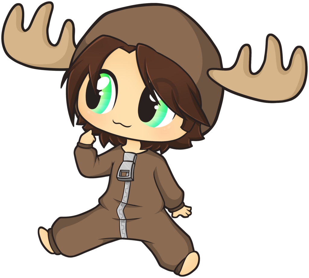 Moose! by KhemyklShark.deviantart.com on @DeviantArt