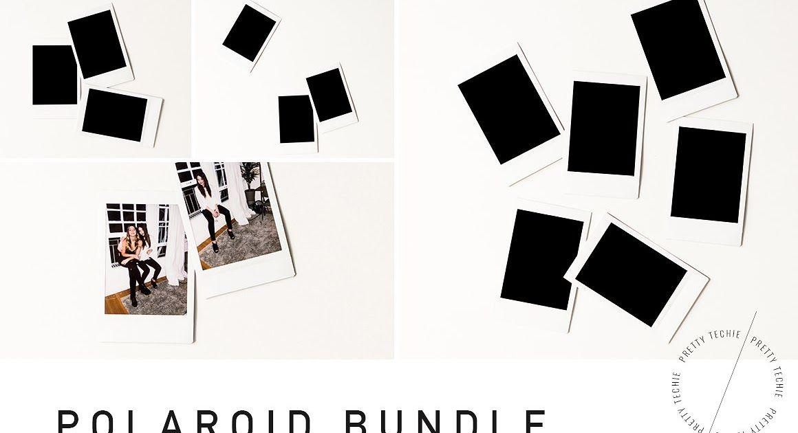 Pin By Motionmount On Photo Mockup Black And White Frames Frame Clipart Polaroid Frame