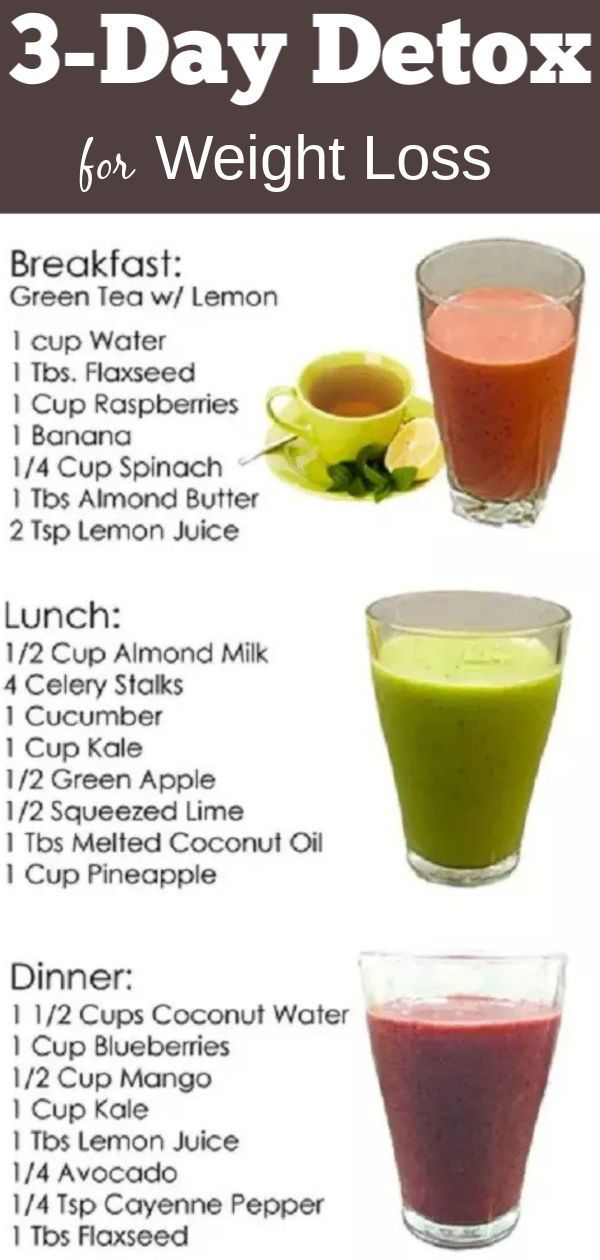 healthy smoothie recipes to help lose weight