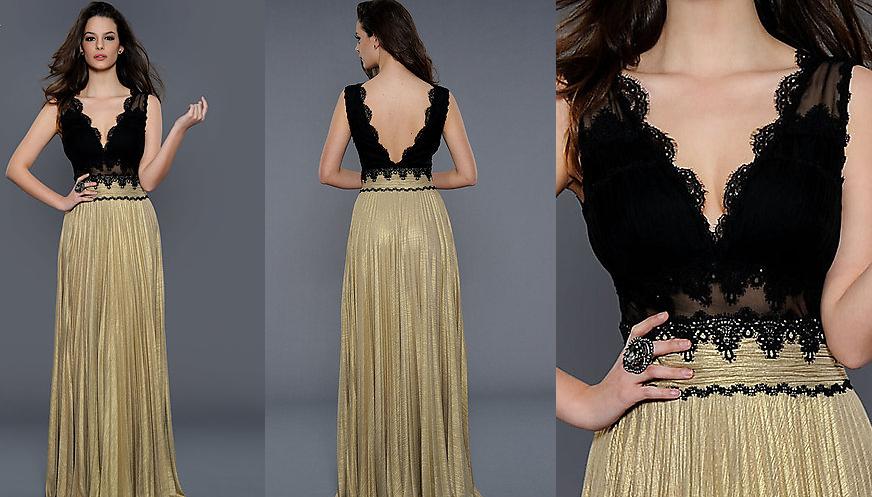 أحدث 10 موديلات فساتين من موقع نمشي للتسوق عبر الانترنت Backless Dress Formal Dresses Fashion