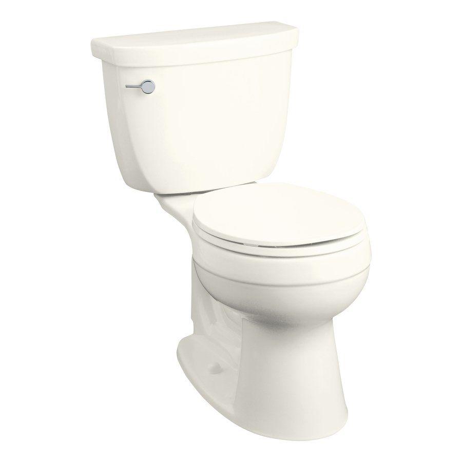 Kohler Cimarron Comfort Height Round Front Toilet Lowe S
