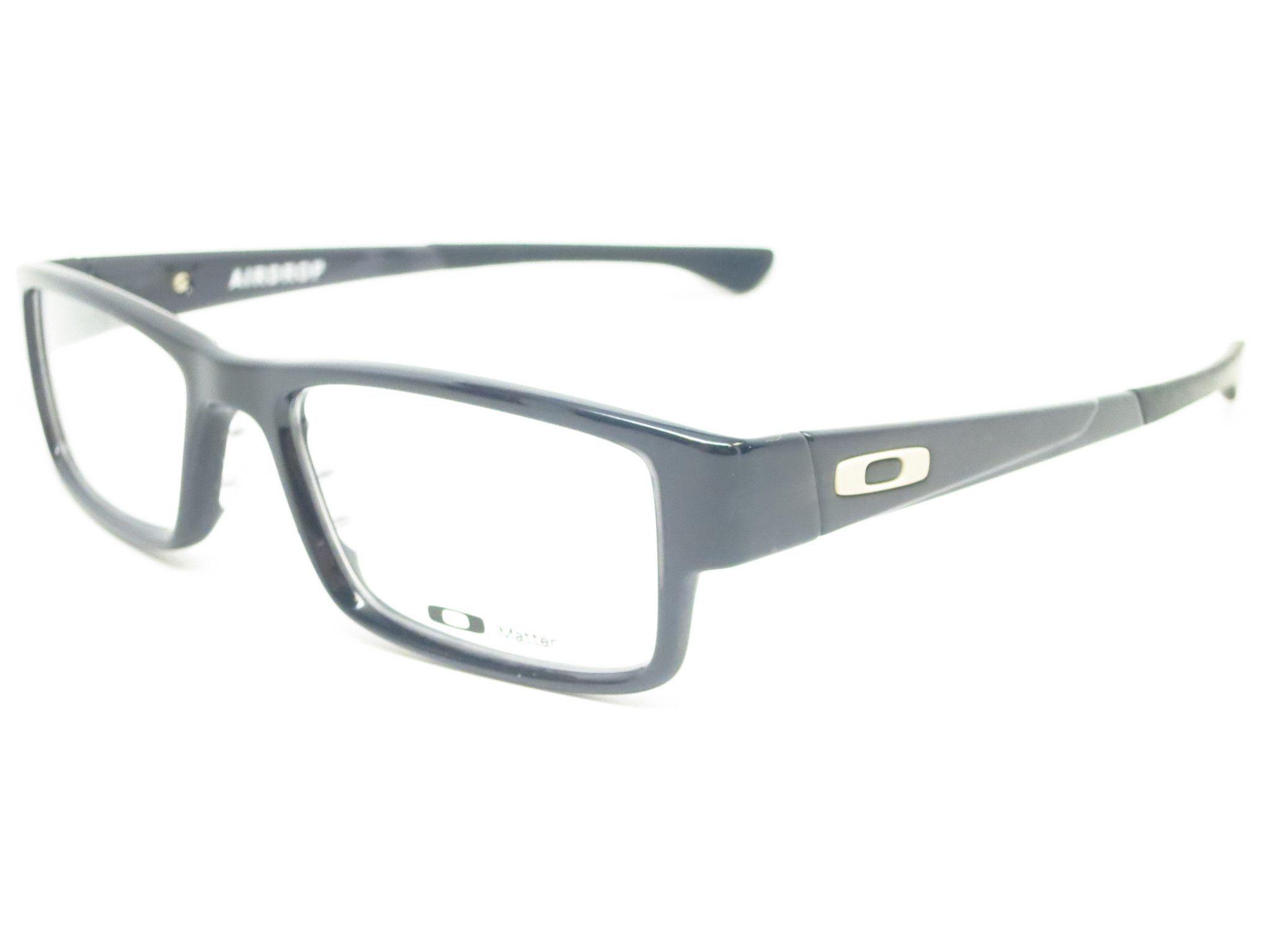 Oakley Airdrop OX8046-0253 Black Ink Eyeglasses | Pinterest | Oakley ...