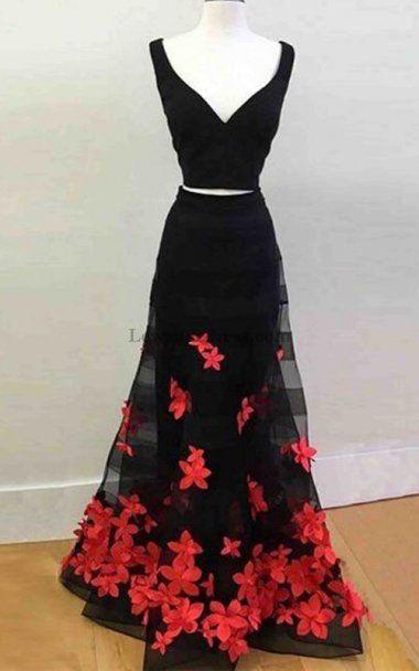 366ecd53a1b Applique Flowers Off Shoulder Sweetheart Mermaid Prom Dress 51062 ...