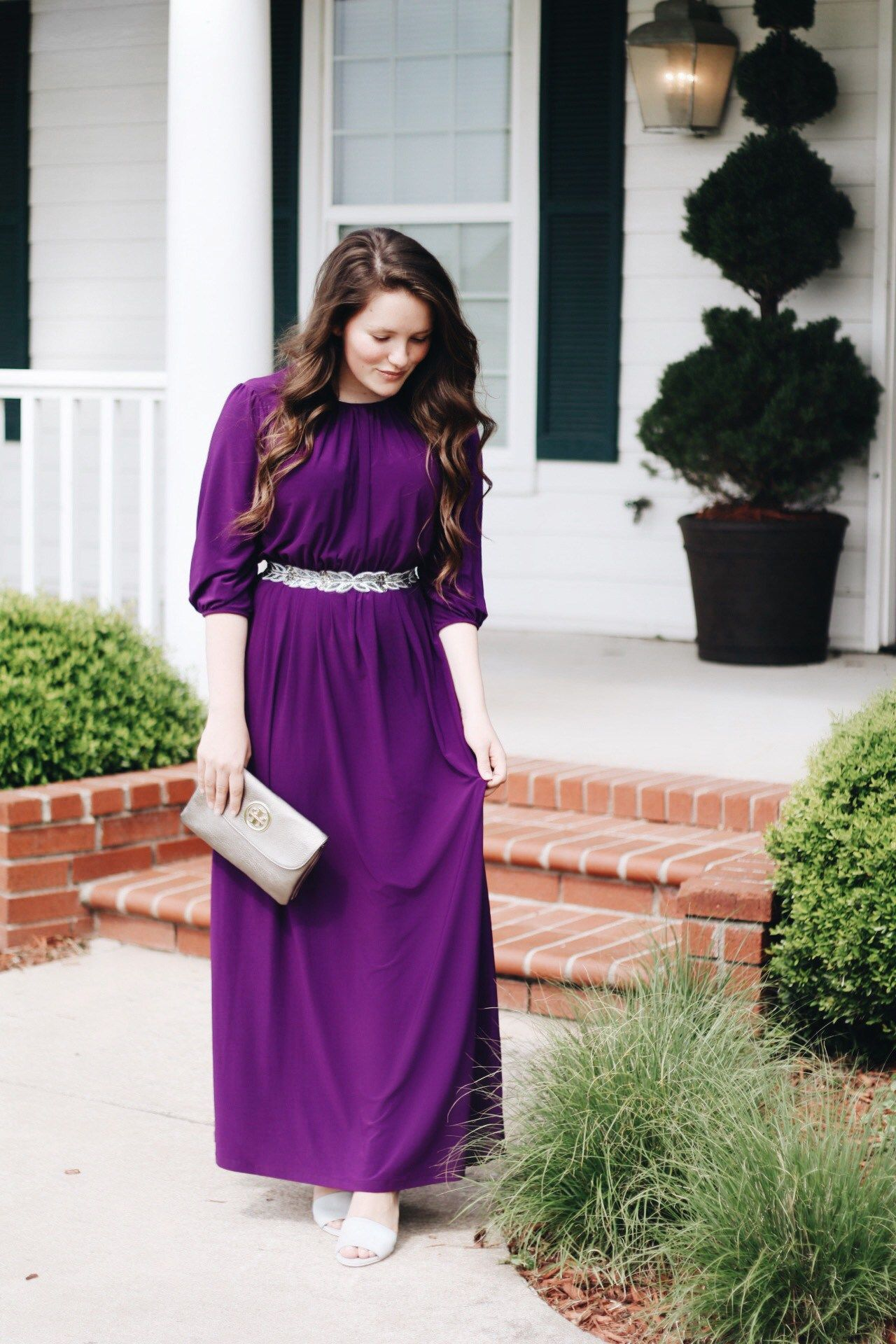 039c366742fe Modest Purple Dresses - raveitsafe