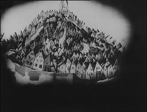 THE CABINET OF DR. CALIGARI, Robert Weine, 1920 | Dr caligari ...