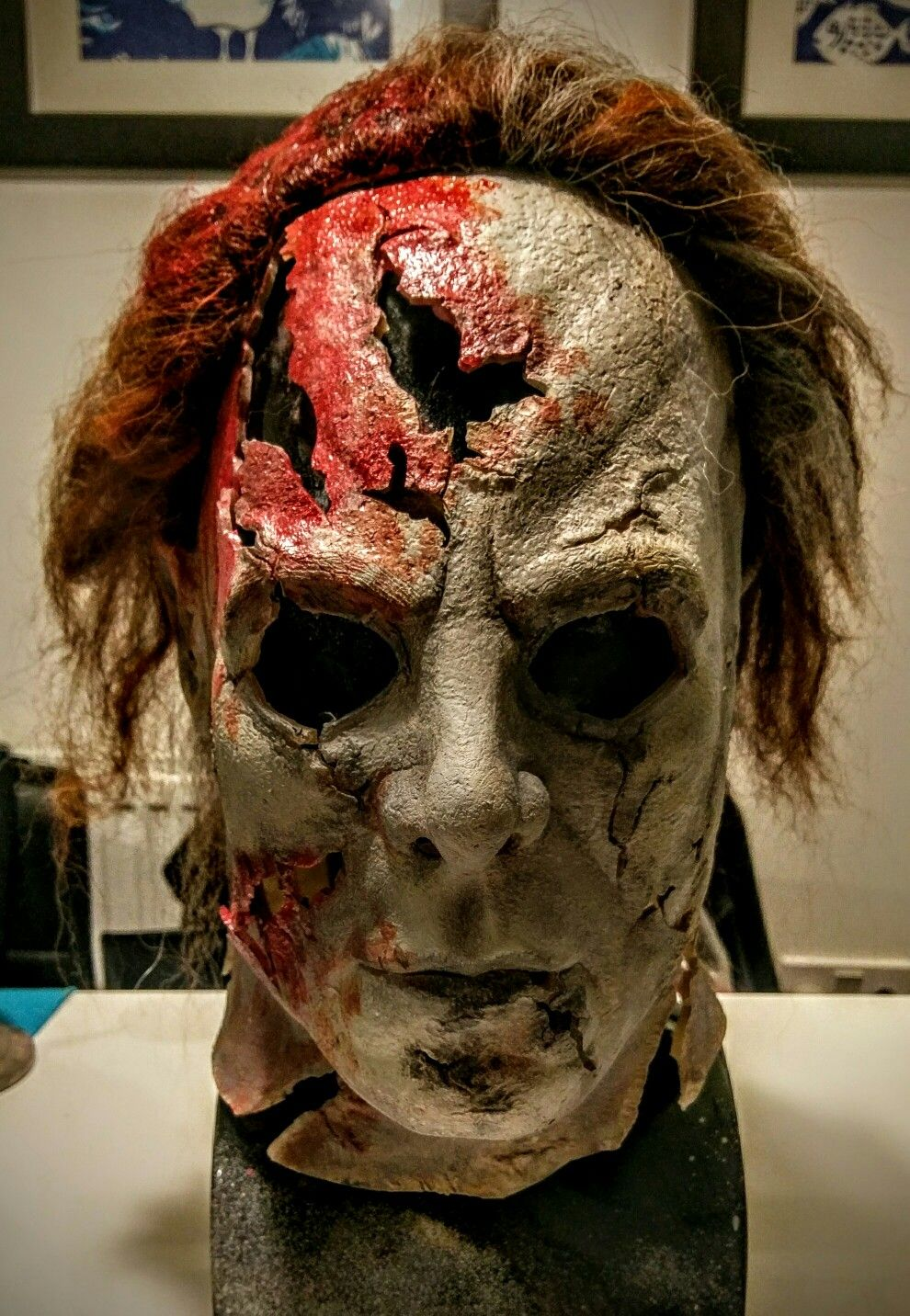 Halloween 2 Rob Zombie Mask.Rob Zombie Halloween 2 Mask Available In My Shop Soon New