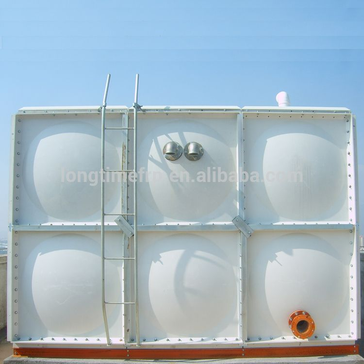 Grp Tank Industrial Water Container Chemical Storage Tank Steel Water Tanks Water Storage Tanks Water Tank