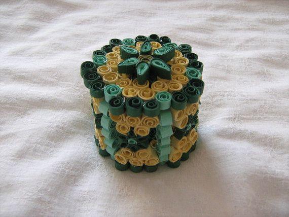 Handmade Decorative Boxes Amazing Quilled Paper Box Gift Box Decorative Boxpaperhandicraft Design Inspiration