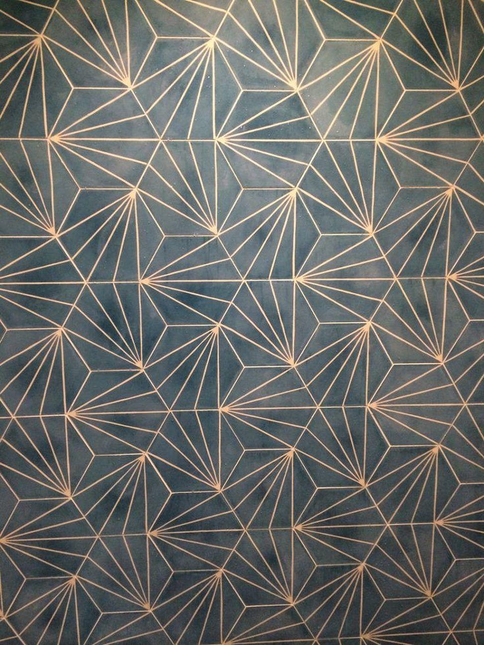 Park Art|My WordPress Blog_Stimsone Hexagon Art Deco Paintable Peel And Stick Wallpaper Panel