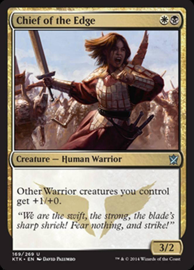 Http Www Ebay Com Itm Mtg Warriors Deck Black White Khans Of
