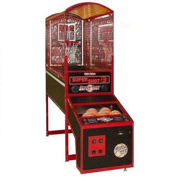 Arcade Games, Game Room Basement