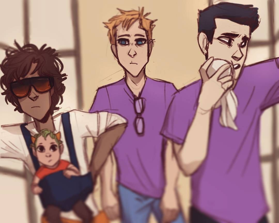 Babyzimmer Leo ~ Hangover au where leo jason and frank lose percy before his