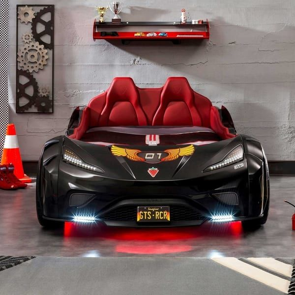 Best Cilek Gts Twin Race Car Bed Kids Car Bed Twin Car Bed 400 x 300