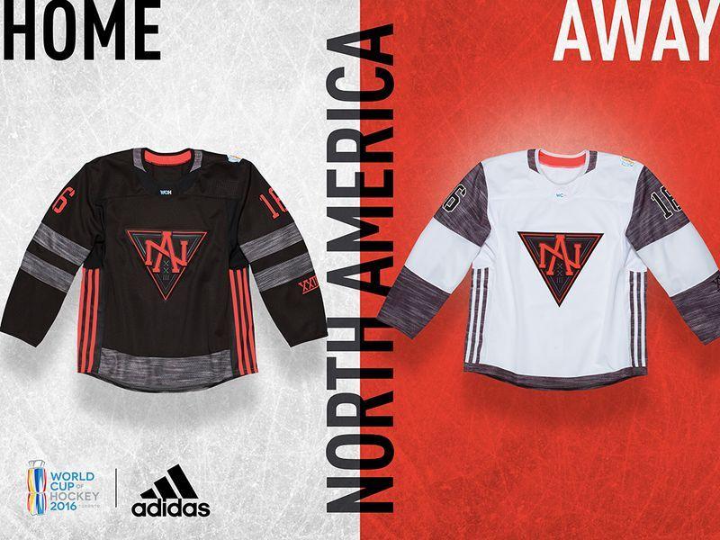 north america nhl jersey