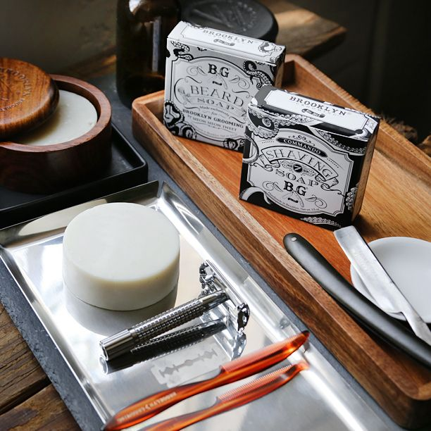 For beard or for shaving, we got the perfect soap for you! Our Natural shaving soap helps put an end to razor burn, bumps and dry itchy skin after shaving! While our natural beard soap tend to leave the facial hair clean and slick, allowing you to easily run your favorite comb or brush through it without getting tangled  #beard #soap #shaving #mensgrooming