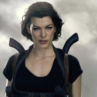 Alice Resident Evil 4 Resident Evil Alice Resident Evil Movie Resident Evil Movie Series