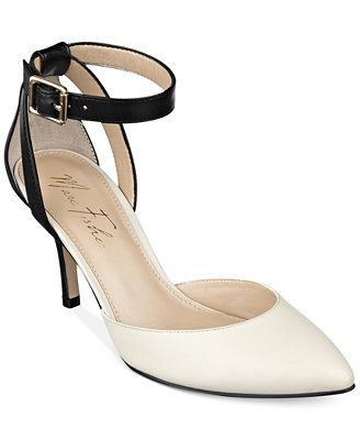 bb9f0a6c9cf Marc Fisher Hien Ankle Strap Pumps | Kate's wedding | Pump shoes ...