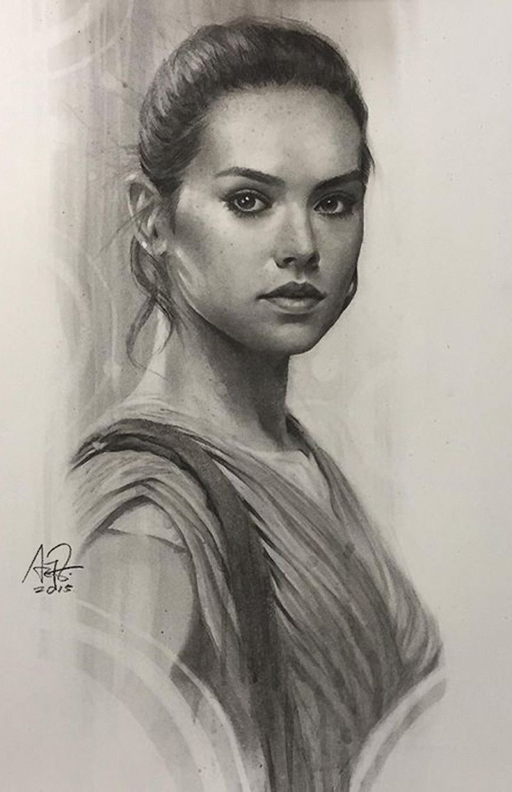Stanley Artgerm Lau, pencil, 2015 {figurative art ...