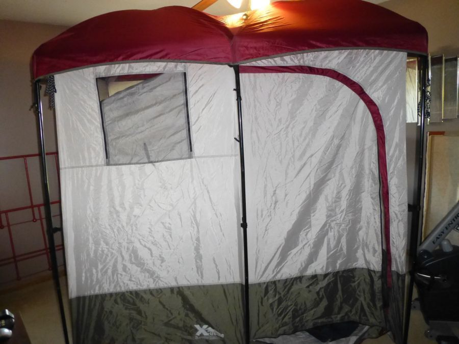 Northwest Territory 7 X 3 5 Extreme Double Shower Tent