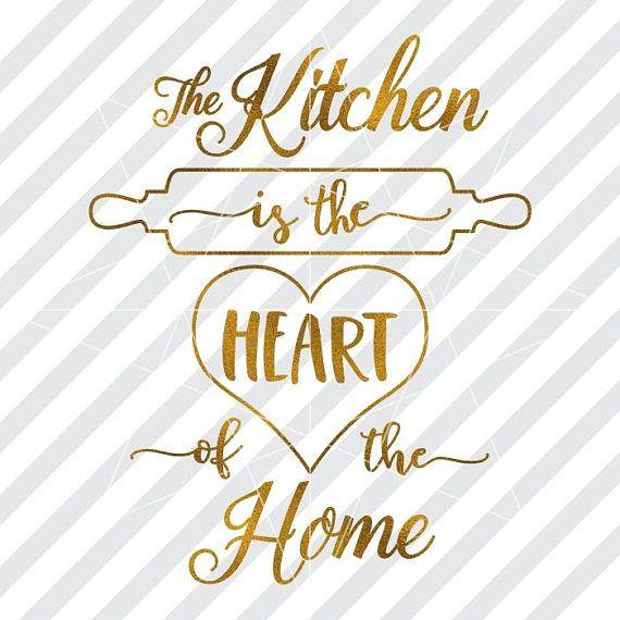 Kitchen Svg Cooking Svg Kitchen Clipart Kitchen Svg Files