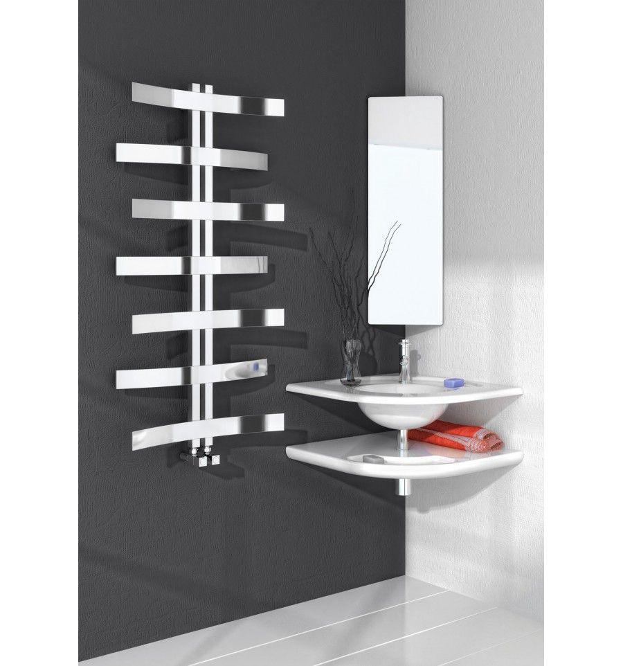 Beheizte Handtuchhalter Fur Guten Trockenen Handtuch Lagerung Wohnzimmer Ideen Towel Rail Bathroom Radiators Heated Towel Rail