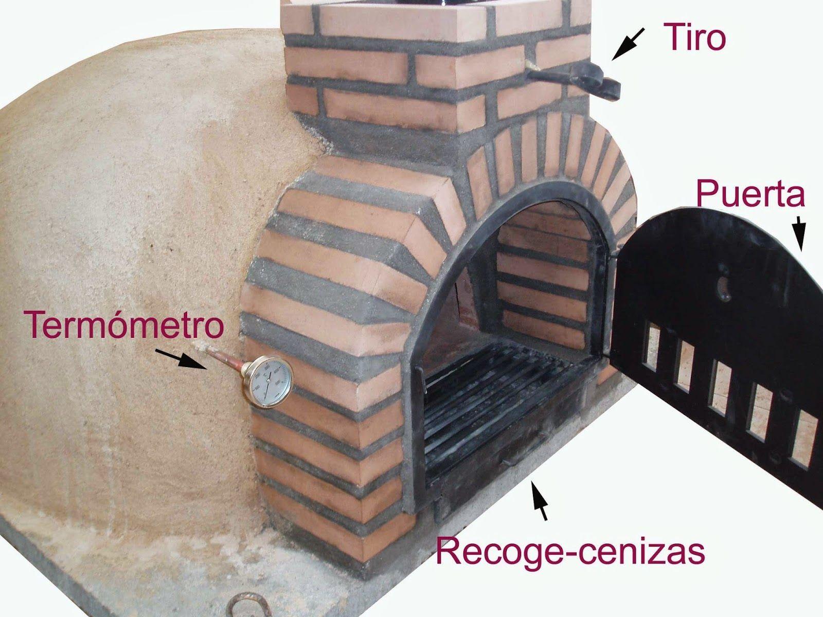 La fabrica de pereruela como hacer un horno cocinar con - Cocinar en horno de lena ...