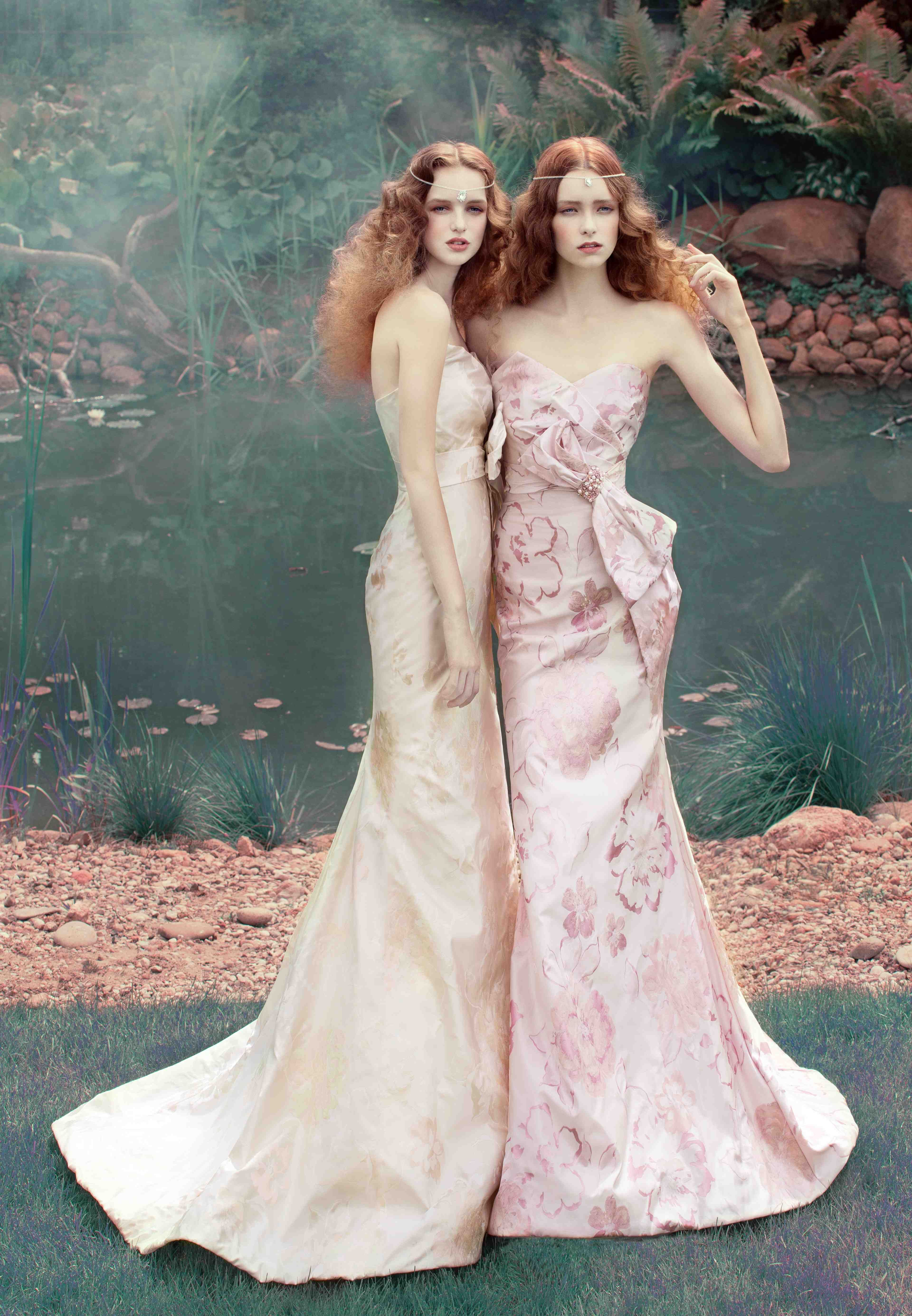 These ag by papilio dresses are amazing for bridesmaids