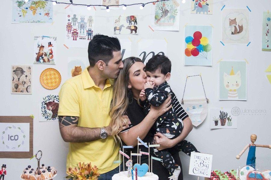 """Francisco 1 ano ♥ O fantástico mundo do Ico - Blog - Juliana Pera """"Amor em Pixels"""""""
