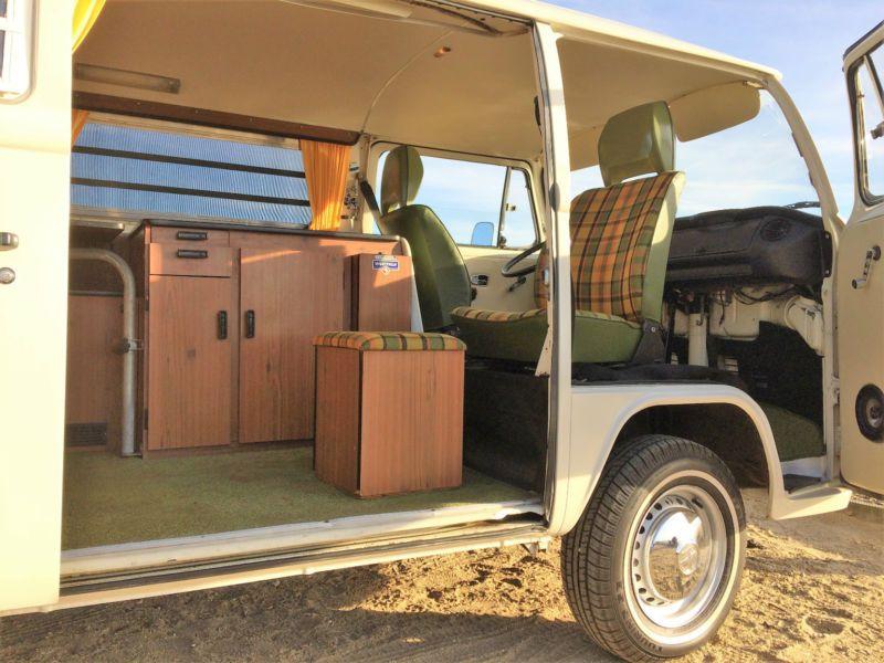 vw t2 late bay westfalia berlin campervan lhd manual. Black Bedroom Furniture Sets. Home Design Ideas