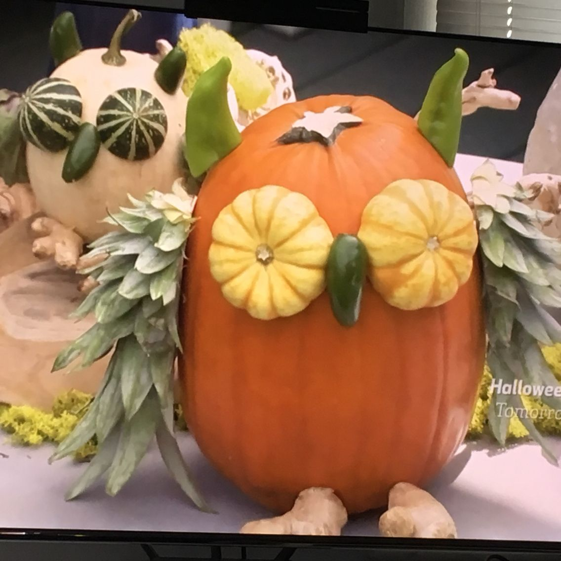 No Carve Pumpkins From The Kitchen On Food Network This