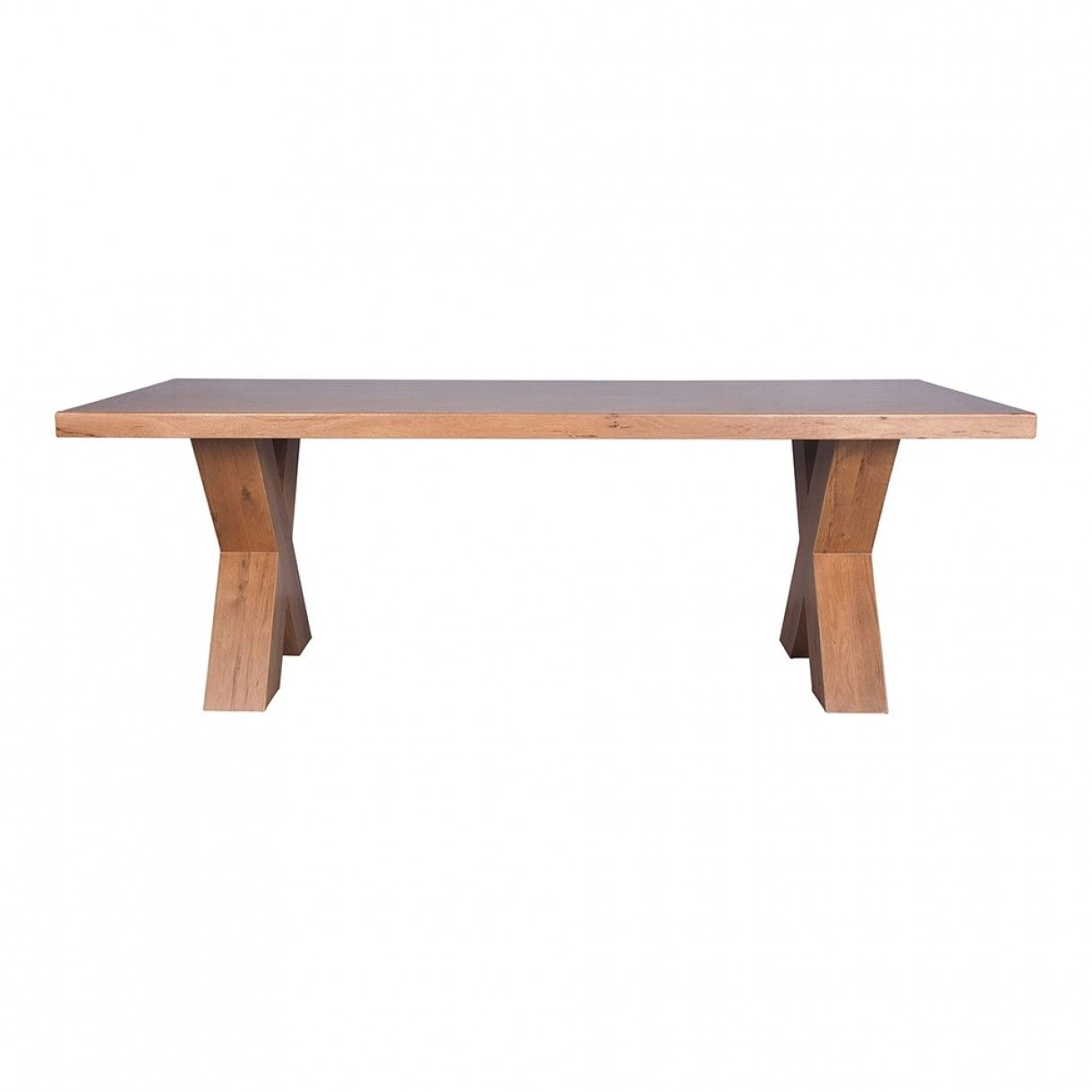 Brilliant Oakdale Cross Leg Dining Table 2300 X 1000Mm For The Home Squirreltailoven Fun Painted Chair Ideas Images Squirreltailovenorg