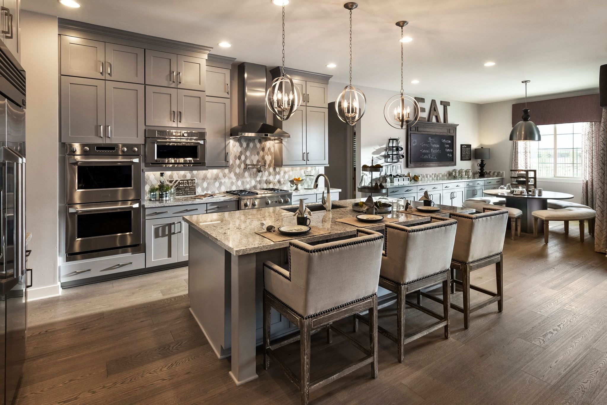 Image result for best kitchens 2018 gray Kitchen design