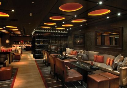 Dubai Brazilian Restaurant Steakhouse Interior Design