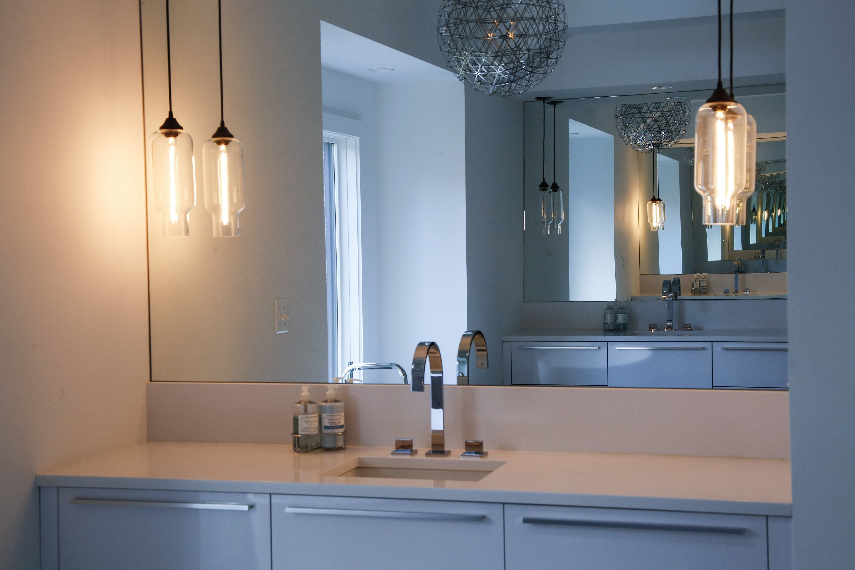 Private Home, Arlington Virginia, Lighting Design by Nicole Brose ...