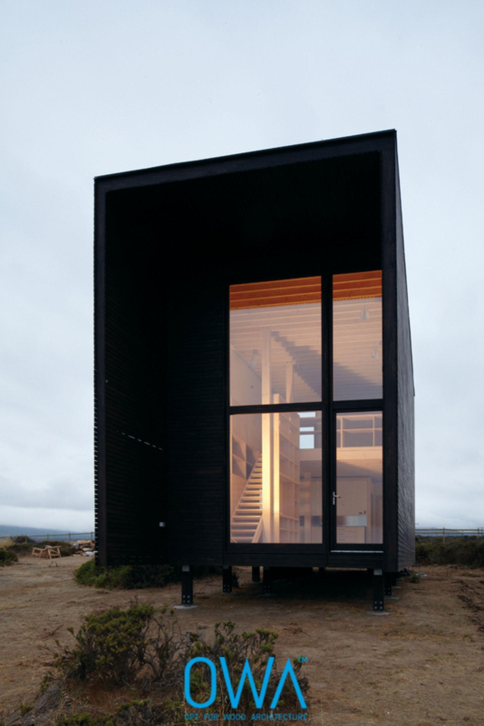 Owa Houses   prefabricated kit houses, Chile