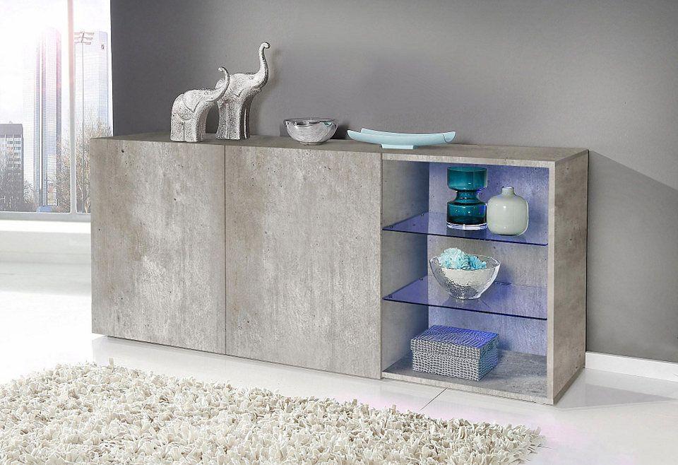Sideboard Wohnzimmer ~ Tecnos sideboard breite cm jetzt bestellen unter