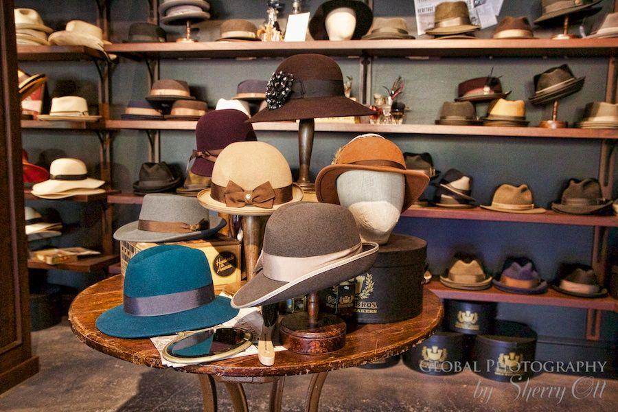 48 Hours In Minneapolis Hat Stores Hat Display Hats