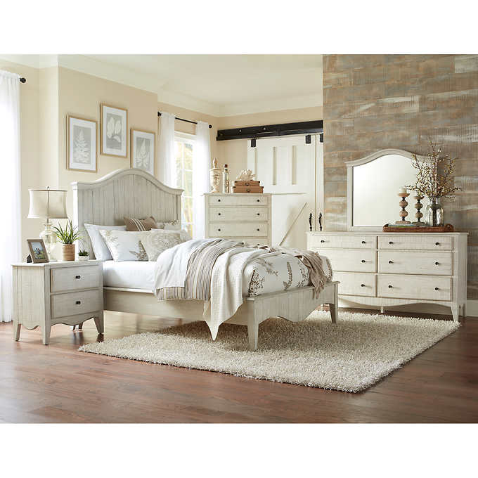 Altrette 6 Piece Queen Bedroom Set In 2020 Bedroom Sets Queen King Bedroom Sets Bedroom Set