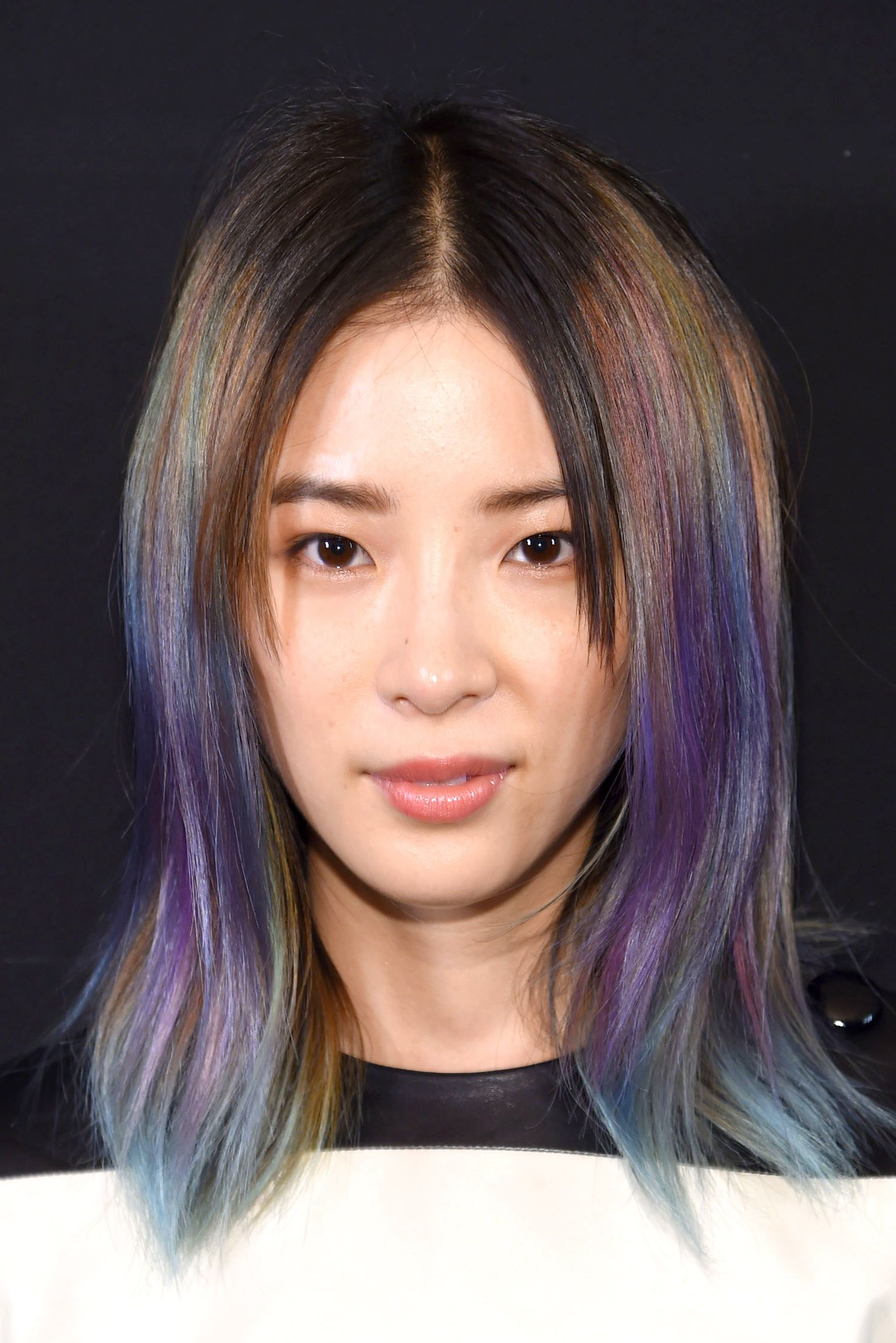 The 20 Coolest Dye Jobs We Ve Spotted This Fashion Month Hair Color 2016 Hair Inspiration Cool Hair Color