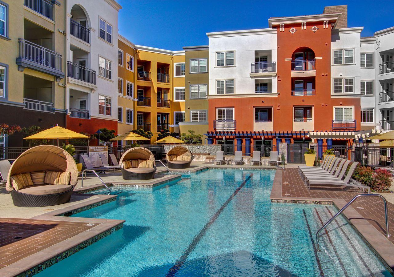 Cerano Apartments Architects Orange Architect Wellness Design House Styles