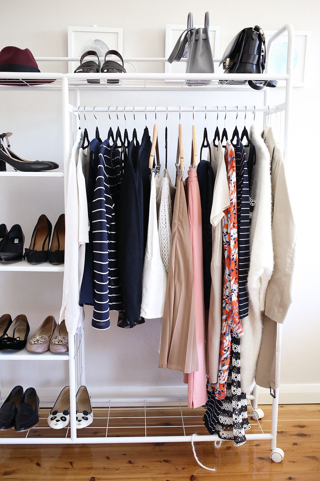 lessons ive learned   capsule wardrobe