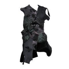 Comme Des Garcons Shoulder Pad Dress