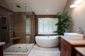 Bathroom Design San Diego Carlsbad Master Bath  Contemporary  Bathroom  San Diego