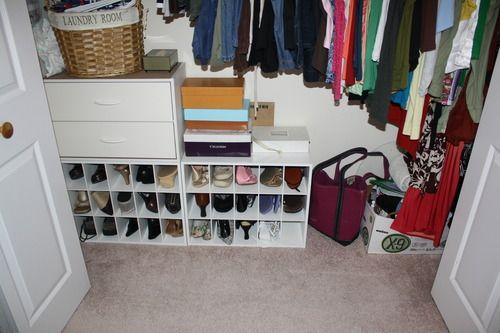 Wonderful Amazon.com   ClosetMaid 15 Cubby Shoe Organizer, White     Note