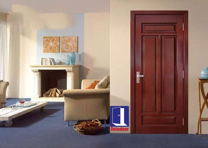 Beautiful bedroom door